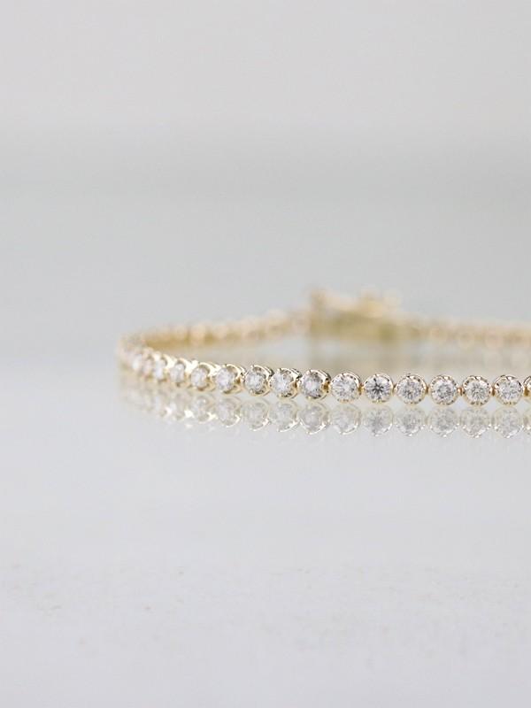 2.60ct Diamond Tennis Bracelet