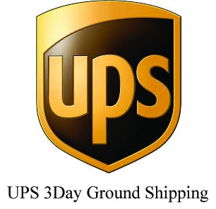 UPS 3Day Ground Shipping