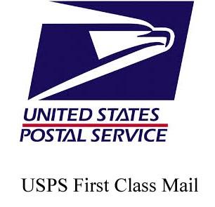 USPS First Class Mail
